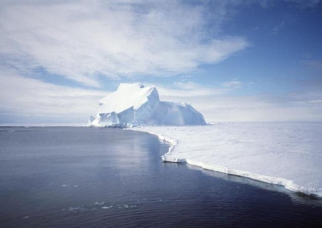 Antarktis: das letzte Refugium der