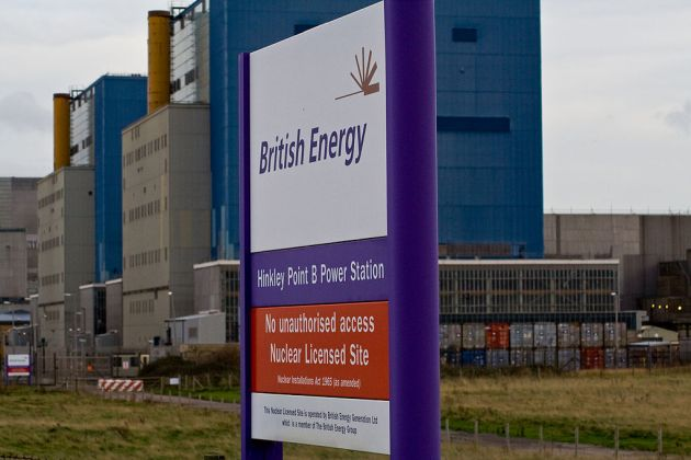Hinkley Point B (Bild: Mark Robinson CC BY 2.0)
