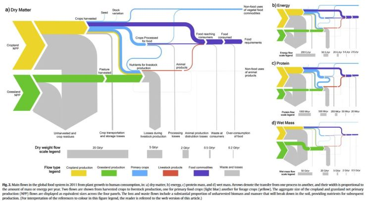 Food flows_Alexander et al