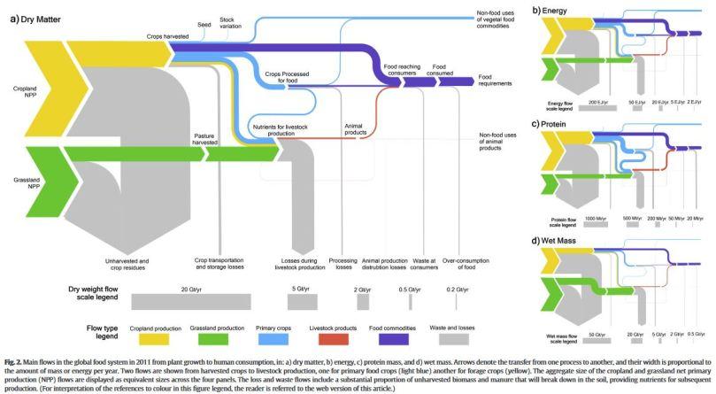 Food flows_Alexander et al